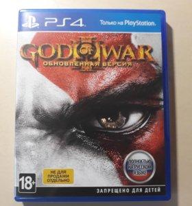 """Игра """"God Of War 3: Обновлённая версия"""" для PS4"""