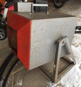 Тепловая электропушка 10 кВт