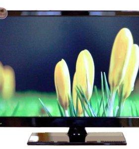 "Телевизор ЖК 12 шт. Тemrюк 15""-20"" с dvb-t2 и USB"