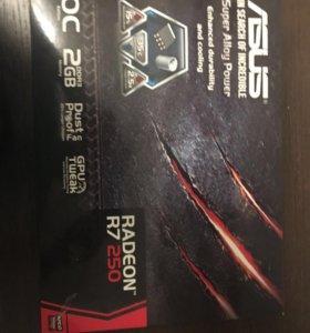 Видеокарта r7 250