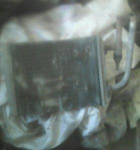 Радиатор печки на ниву ваз