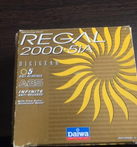 DAIWA REGAL 2000-5iA