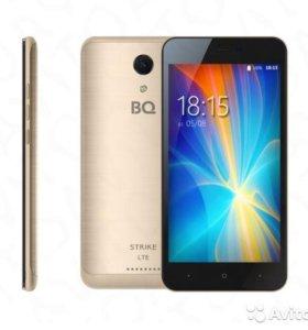 Смартфон BQ BQ-5044 Strike LTE