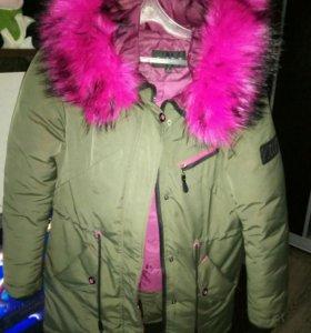 Курточка в идеальном состоянии