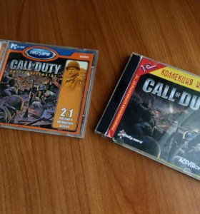 Компьютерные игры Call of Duty