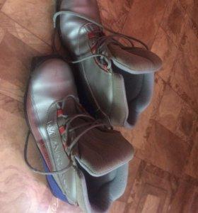 Лыжные ботинки MARAX