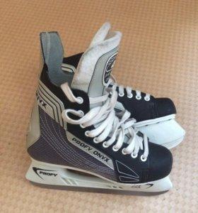 Коньки хоккейные СК Profy Onyx р. 42