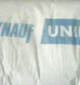 Шпаклевка для заделки швов KNAUF UNIFLOT.