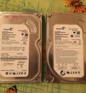 Жёсткий диск 3,5 250gb