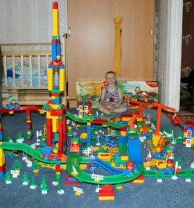 Конструктор детский, 1500 деталей