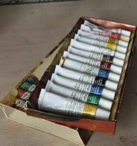 Масляные краски