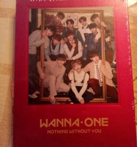 CD диск Wanna One