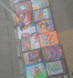 Кассеты dvd