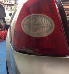 Фара задняя левая Форд Фокус 2