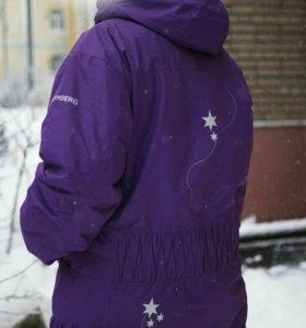 Красивая спортивная зимняя куртка Stromberg.