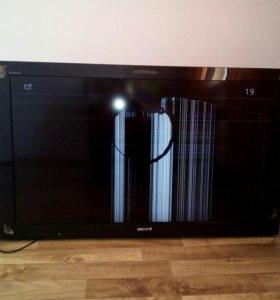 ЖК телевизор.
