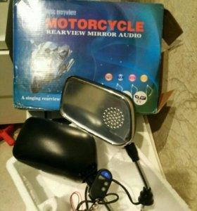 Мотоакустика+FM+USB