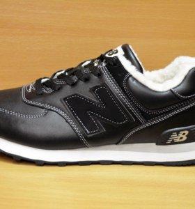 Новые New Balance зимние ботинки кеды кроссовки
