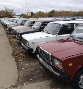 Автомобили в Тольятти