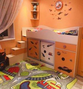 Набор детской мебели б/у