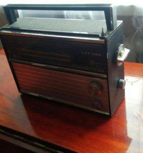 Радио приемник. VEF 202