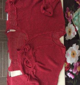 Бохо свитер и не только
