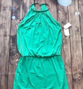 Аквамариновое платье от Jessica Simpson оригинал