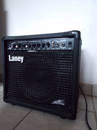Гитарный комбоусилитель Laney LX35D