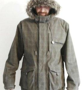 Куртка - парка Burton сноубордическая, горнолыжная