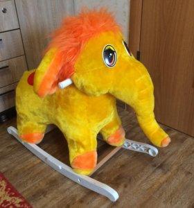 Слон- каталка