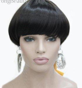 Парик из искусственных волос - новый