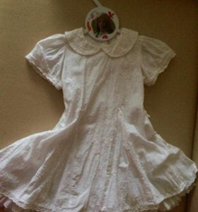 2 платья 👗 86р 1,5-3 года