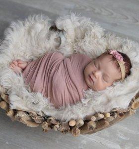 Фотосессия newborn (новорожденных)