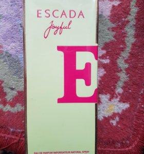 Духи Escada