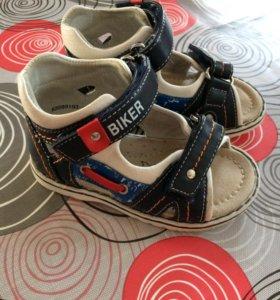 Детские сандали Biker