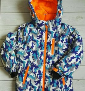 Куртка зимняя. Размер 116см