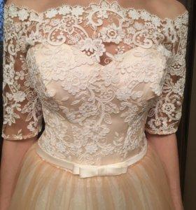 Новое Свадебное платье 2018