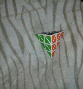 Кубик Рубик треугольник