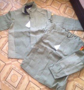 Куртка брезентовая новая