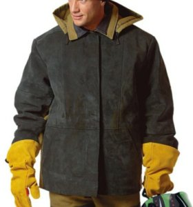 Куртка сварщика. Зима. Разм. 52-54. Рост 170-176
