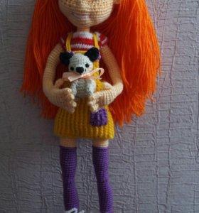 Кукла Тоня.