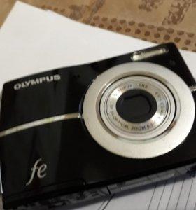 Цифровой фотоаппарат олимпус