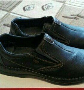 Мужские ботинки Reiker.