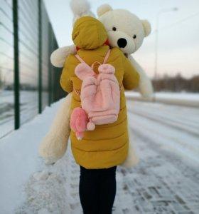 Плюшевый мишка 140см, подарок на 8 марта