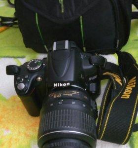 зеркальная камераNikon D5000