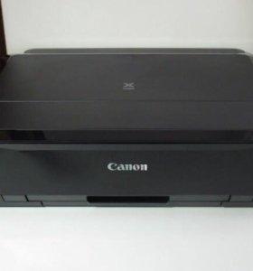 Цветной фотопринтер Canon Pixma IP7240