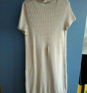 Итальянское теплое платье