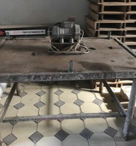 Оборудование для изготовление тротуарной плитки