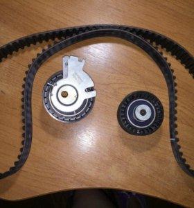 комплект ремня ГРМ 1,6 и два ролика