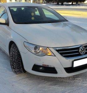Volkswagen Passat CC, 2011
